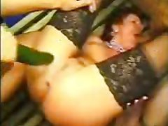 Gangbang, Granny, Mature, Group Sex