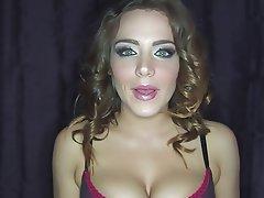 Brunette, Masturbation