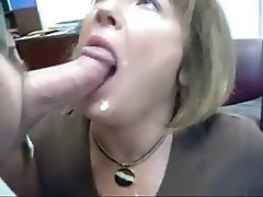 Mature, Facial, Amateur, Blowjob