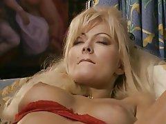 Blonde, Pornstar, Stockings