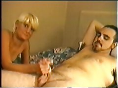 Blowjob, Group Sex, Threesome, Blonde