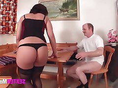 Old and Young, Amateur, German, Teen