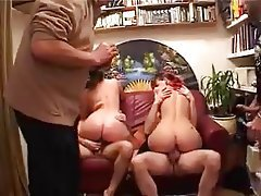 Big Boobs, Gangbang, Mature
