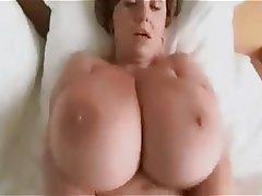 Mature, Nipples, Big Boobs, Granny