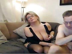 Big Nipples, Mature, Mature, Webcam