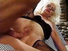 Anal, Cumshot, Granny, Hardcore