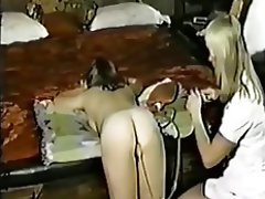 Anal, Lesbian, Vintage