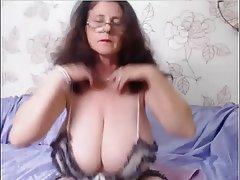Big Boobs, Mature, Webcam