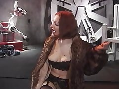 BDSM, Redhead, Femdom, MILF