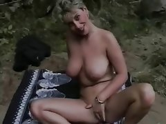 Amateur, French, Masturbation, MILF
