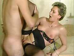 German, Group Sex, Mature, MILF