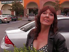 MILF, Old and Young, Mature, Redhead
