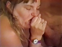 Blowjob, Mature, Group Sex, Vintage