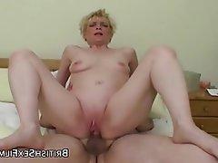 Amateur, British, Mature, Small Tits