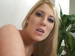 Anal, Blonde, Blowjob, Cumshot