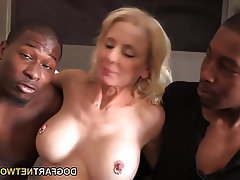 Big Boobs, Gangbang, Interracial, Mature